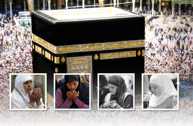 Mahram Rules for Women performing Hajj and Umrah