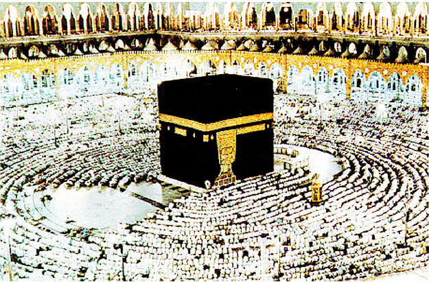 Respect of Kaaba
