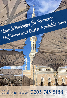 February and Easter packages