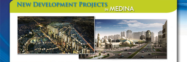 Launch of New Development Projects in Medina and ongoing projects' overview