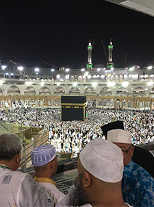 Nottingham Umrah Packages