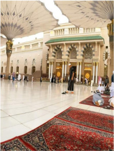 Manchester Umrah Package