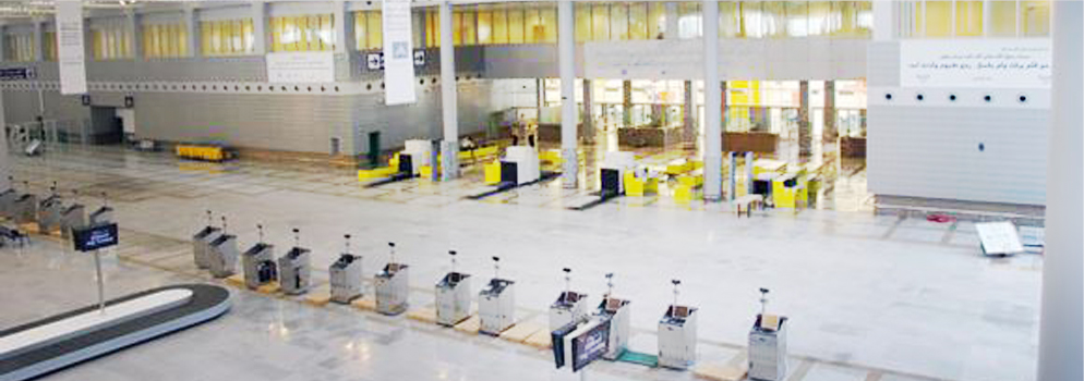New Jeddah Airport is going to be operational in 2015