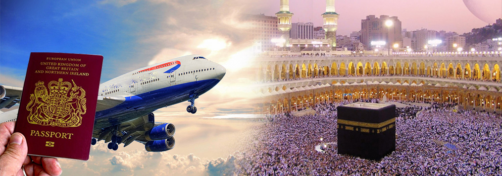 Umrah 2014 Visa opens in UK