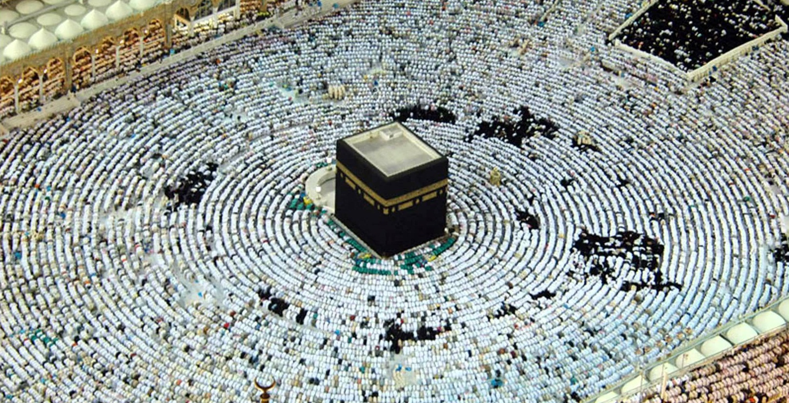 This Season 3.8 Million Pilgrims Arrived for Umrah
