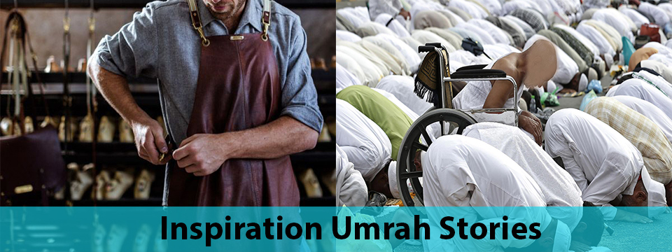 Inspirational stories about Umrah and Hajj