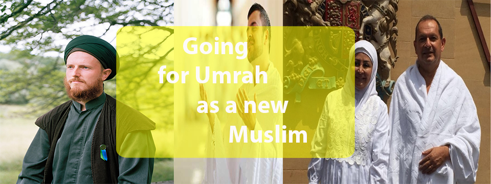 Umrah for New Converts
