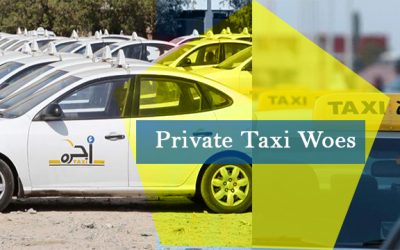 Private Taxi Woes in Saudi Arabia