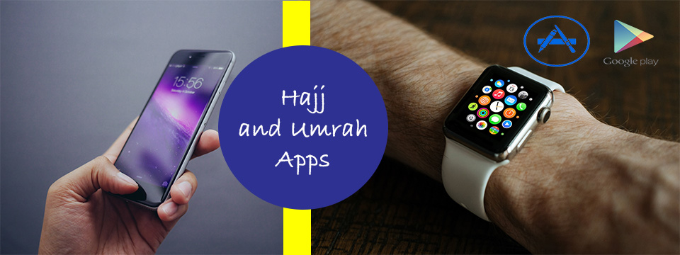 Smartphone apps for the Umrah pilgrimage
